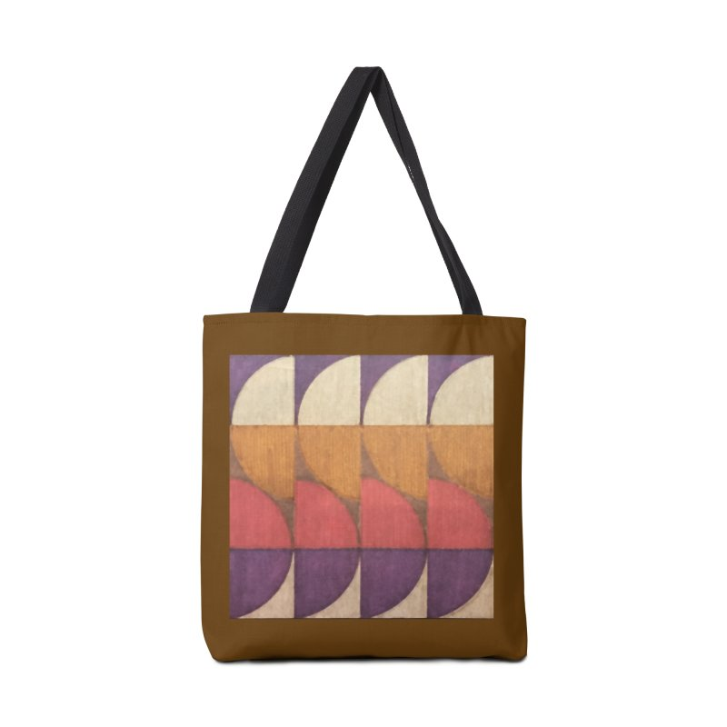 Sliced Accessories Bag by FayeKleinDesign's Artist Shop