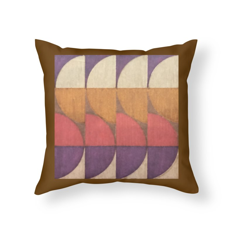 Sliced in Throw Pillow by FayeKleinDesign's Artist Shop