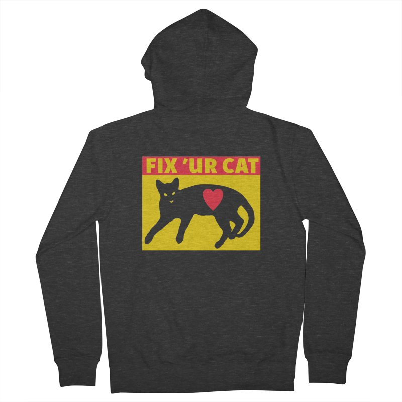 Fix 'Ur Cat Women's  by FayeKleinDesign's Artist Shop