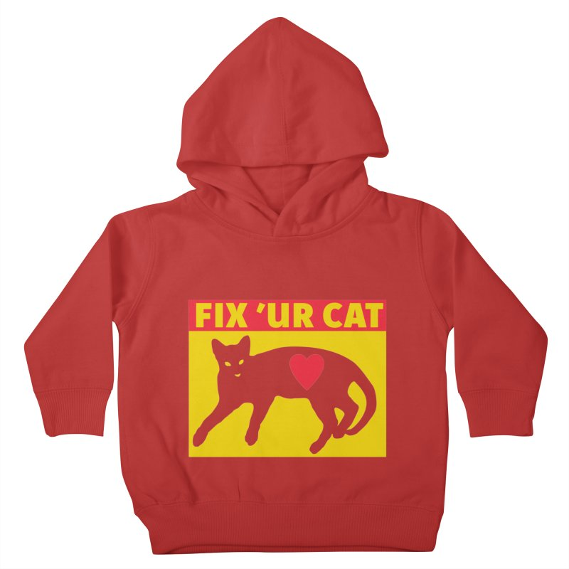 Fix 'Ur Cat Kids  by FayeKleinDesign's Artist Shop