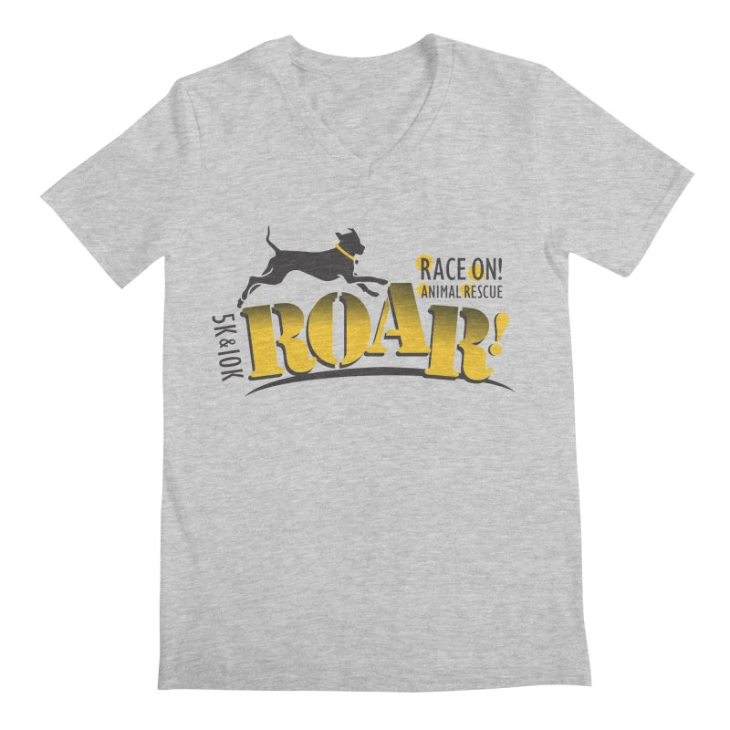 ROAR! Race On Animal Rescue Men's  by FayeKleinDesign's Artist Shop