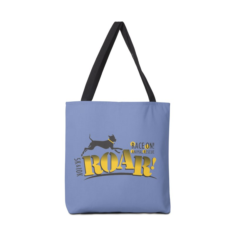 ROAR! Race On Animal Rescue Accessories Tote Bag Bag by FayeKleinDesign's Artist Shop
