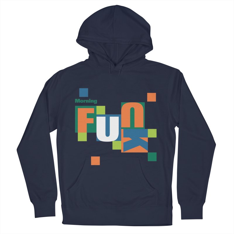 Morning Mood Men's Pullover Hoody by FayeKleinDesign's Artist Shop