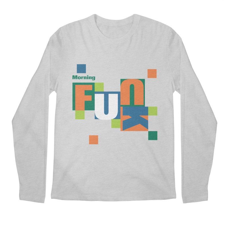 Morning Mood Men's Longsleeve T-Shirt by FayeKleinDesign's Artist Shop