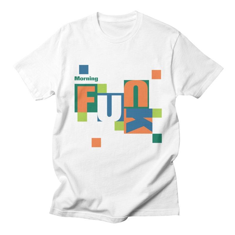 Morning Mood Men's T-Shirt by FayeKleinDesign's Artist Shop