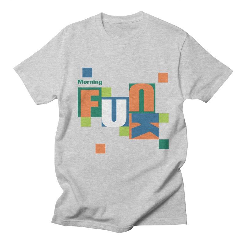 Morning Mood Men's Regular T-Shirt by FayeKleinDesign's Artist Shop