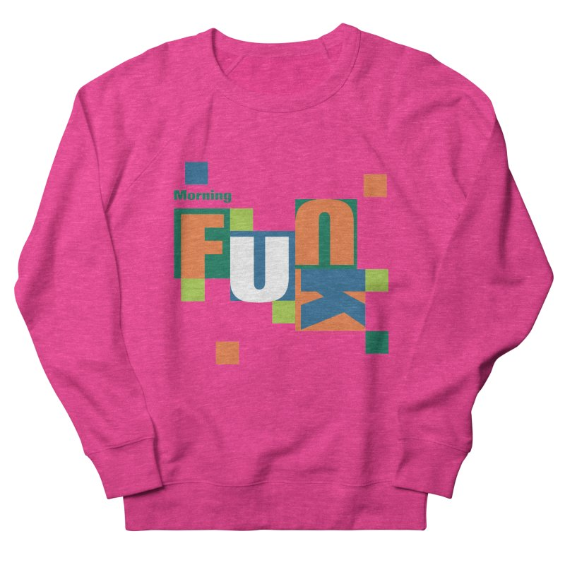 Morning Mood Men's French Terry Sweatshirt by FayeKleinDesign's Artist Shop