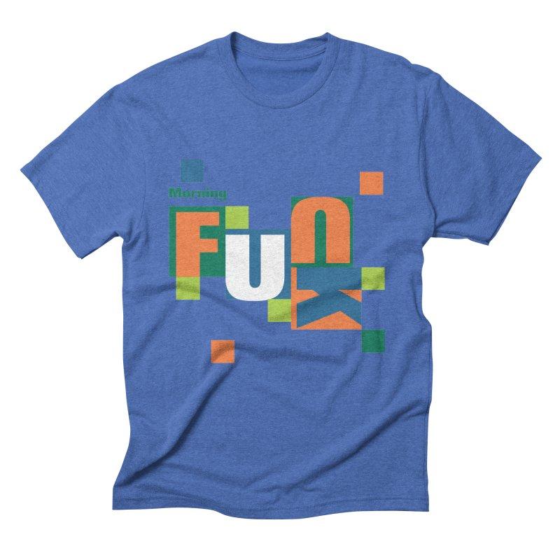 Morning Mood Men's Triblend T-Shirt by FayeKleinDesign's Artist Shop