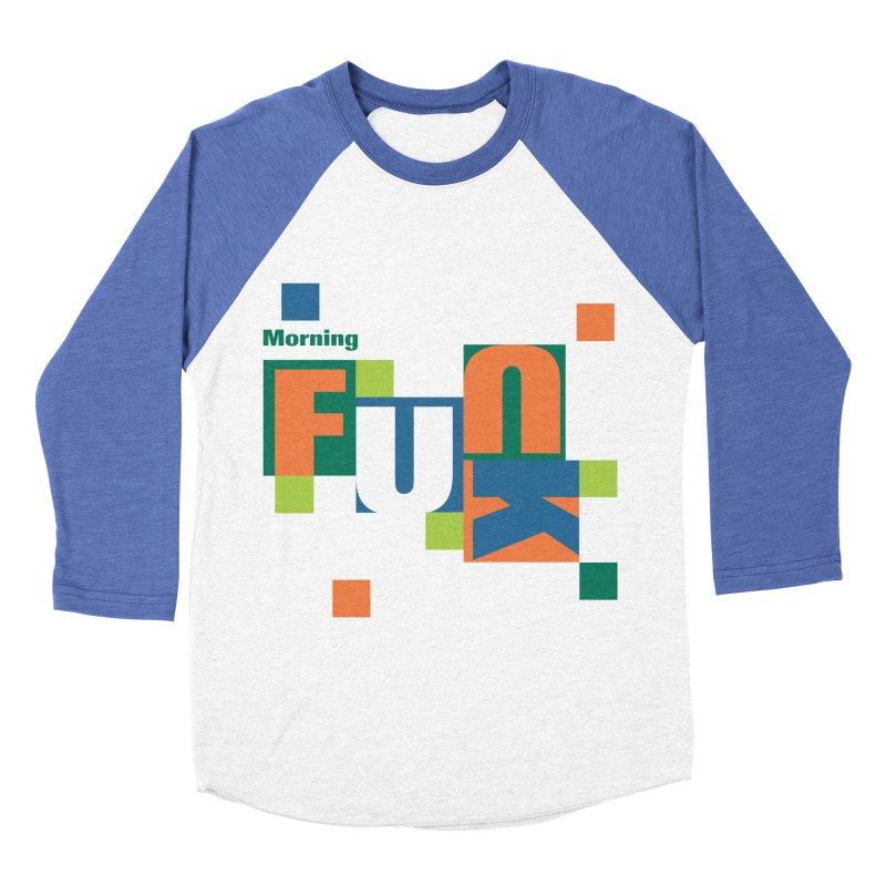 Morning Mood Women's Baseball Triblend T-Shirt by FayeKleinDesign's Artist Shop
