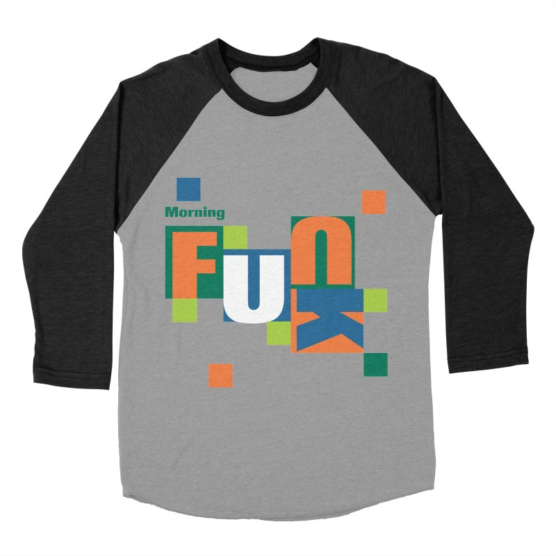 Morning Mood Women's Baseball Triblend Longsleeve T-Shirt by FayeKleinDesign's Artist Shop