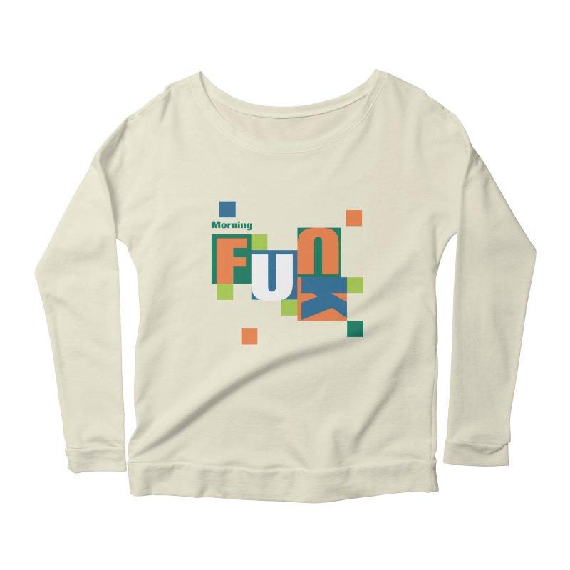 Morning Mood Women's Scoop Neck Longsleeve T-Shirt by FayeKleinDesign's Artist Shop