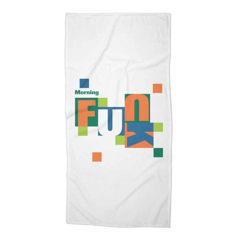 Morning Mood Accessories Beach Towel by FayeKleinDesign's Artist Shop