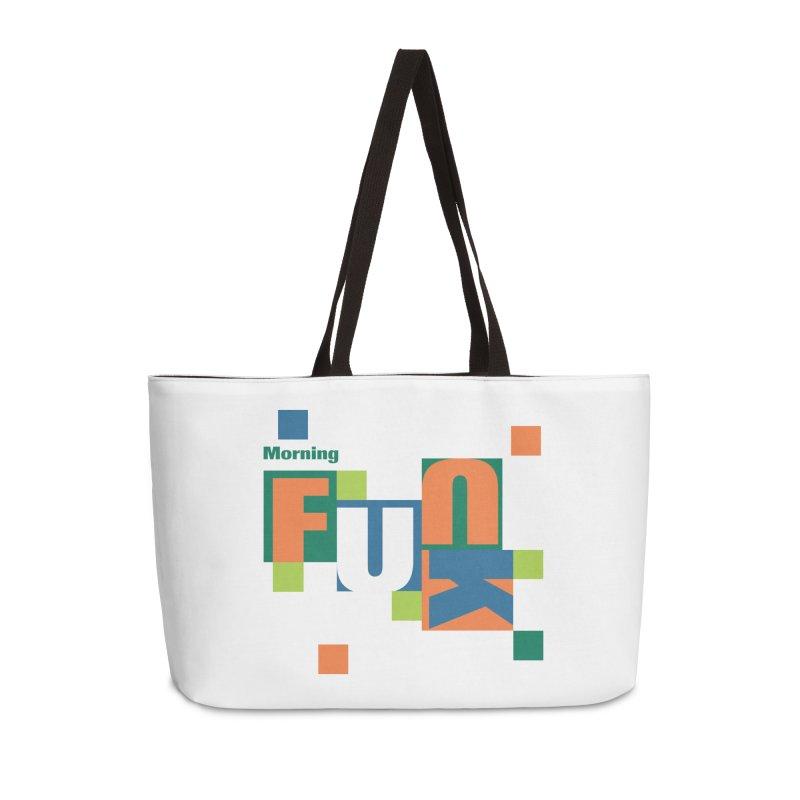Morning Mood Accessories Weekender Bag Bag by FayeKleinDesign's Artist Shop