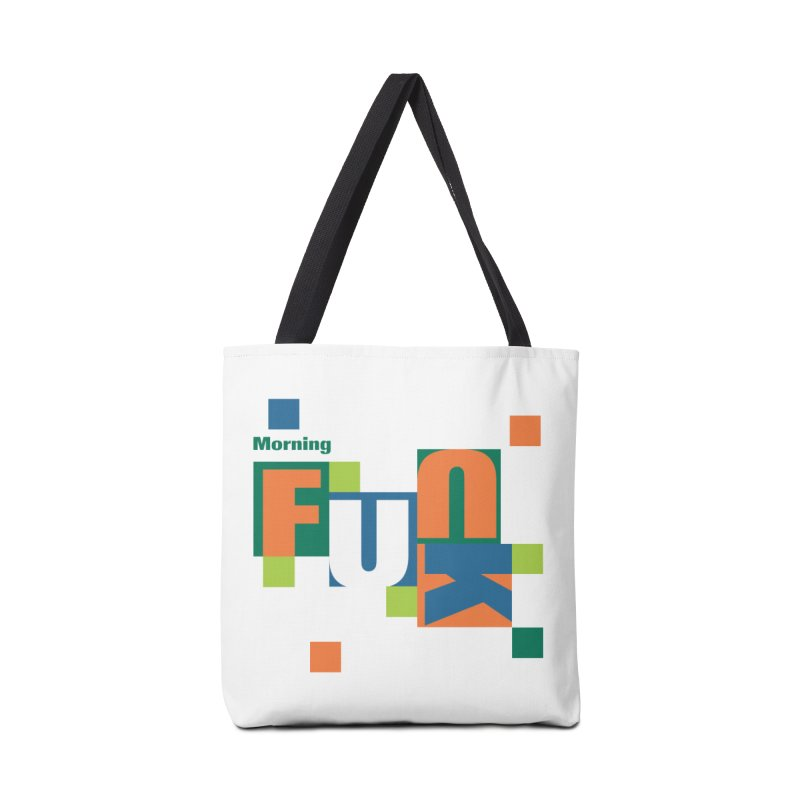 Morning Mood Accessories Tote Bag Bag by FayeKleinDesign's Artist Shop