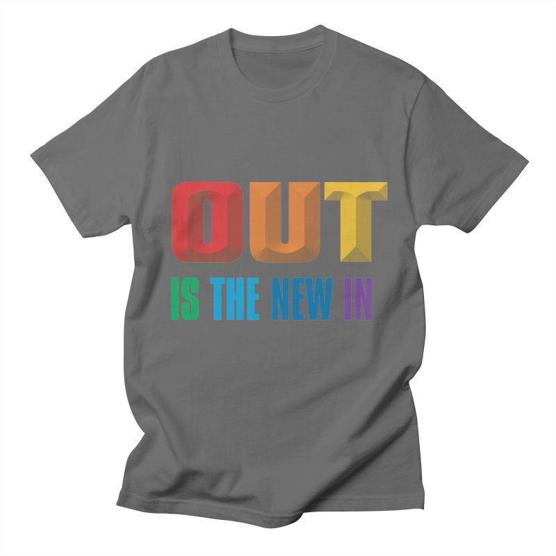 Out is the New In Men's Lounge Pants by FayeKleinDesign's Artist Shop