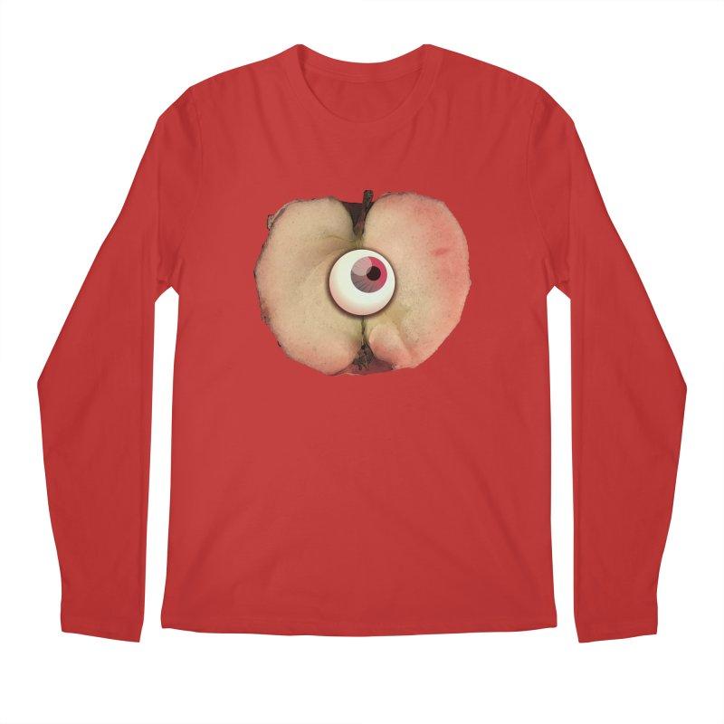 Apple Watch Men's Regular Longsleeve T-Shirt by FayeKleinDesign's Artist Shop