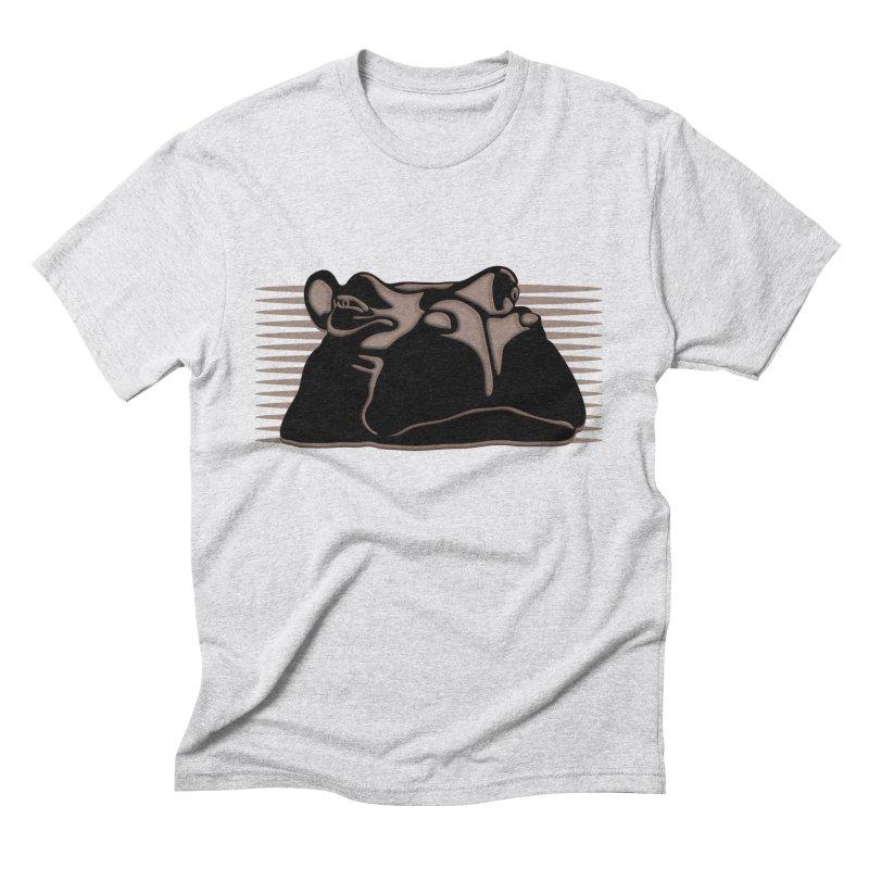 Hip Stirs Men's Triblend T-Shirt by FayeKleinDesign's Artist Shop