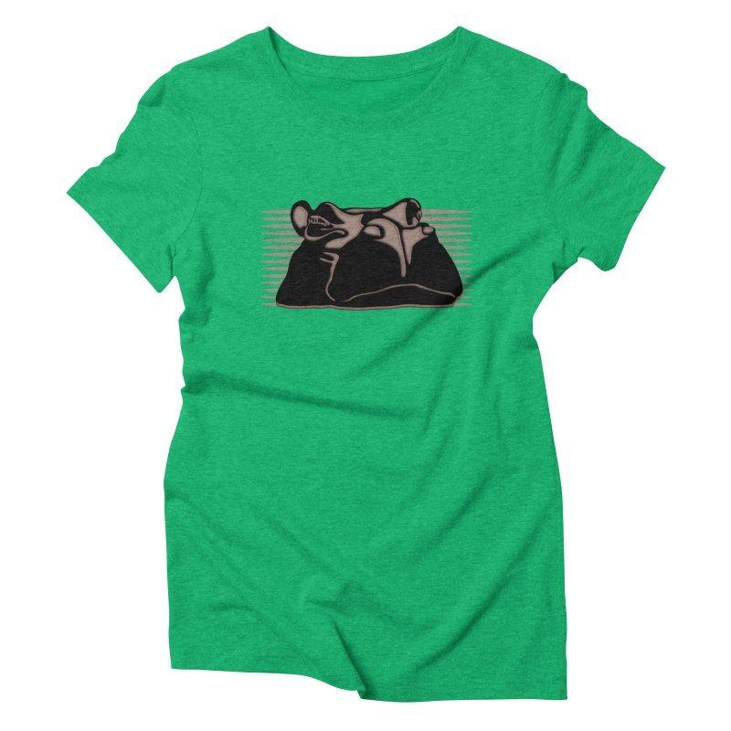 Hip Stirs Women's Triblend T-Shirt by FayeKleinDesign's Artist Shop