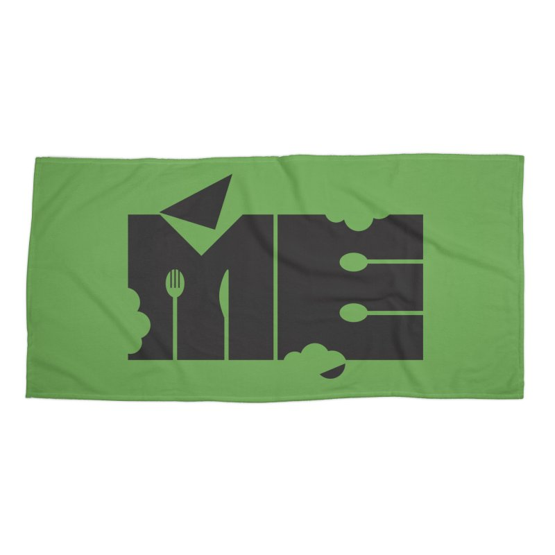 Bite Me Accessories Beach Towel by FayeKleinDesign's Artist Shop
