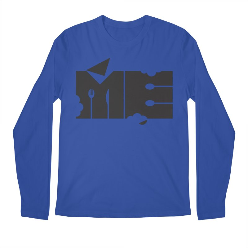 Bite Me Men's Regular Longsleeve T-Shirt by FayeKleinDesign's Artist Shop