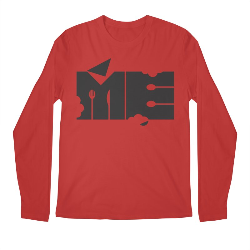 Bite Me Men's Regular Longsleeve T-Shirt by FayeKleinDesign's Artist Shop