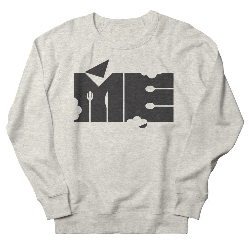 Bite Me Women's French Terry Sweatshirt by FayeKleinDesign's Artist Shop