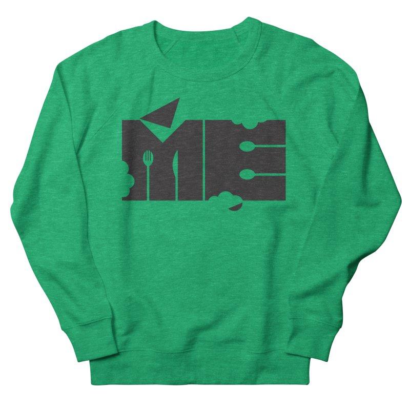 Bite Me Men's French Terry Sweatshirt by FayeKleinDesign's Artist Shop