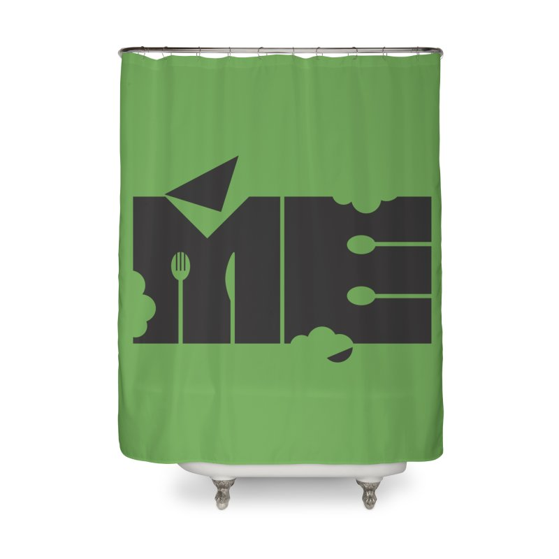 Bite Me Home Shower Curtain by FayeKleinDesign's Artist Shop