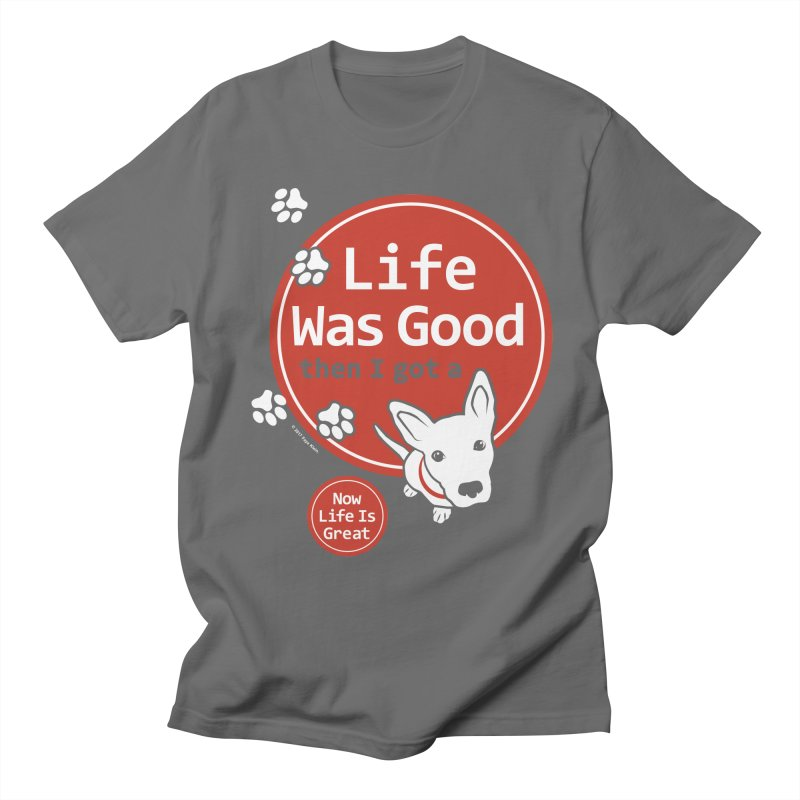 Life Was Good Men's Lounge Pants by FayeKleinDesign's Artist Shop