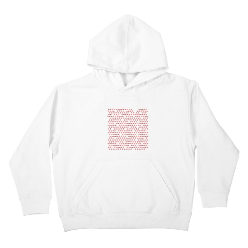 Paws for Love Kids Pullover Hoody by FayeKleinDesign's Artist Shop