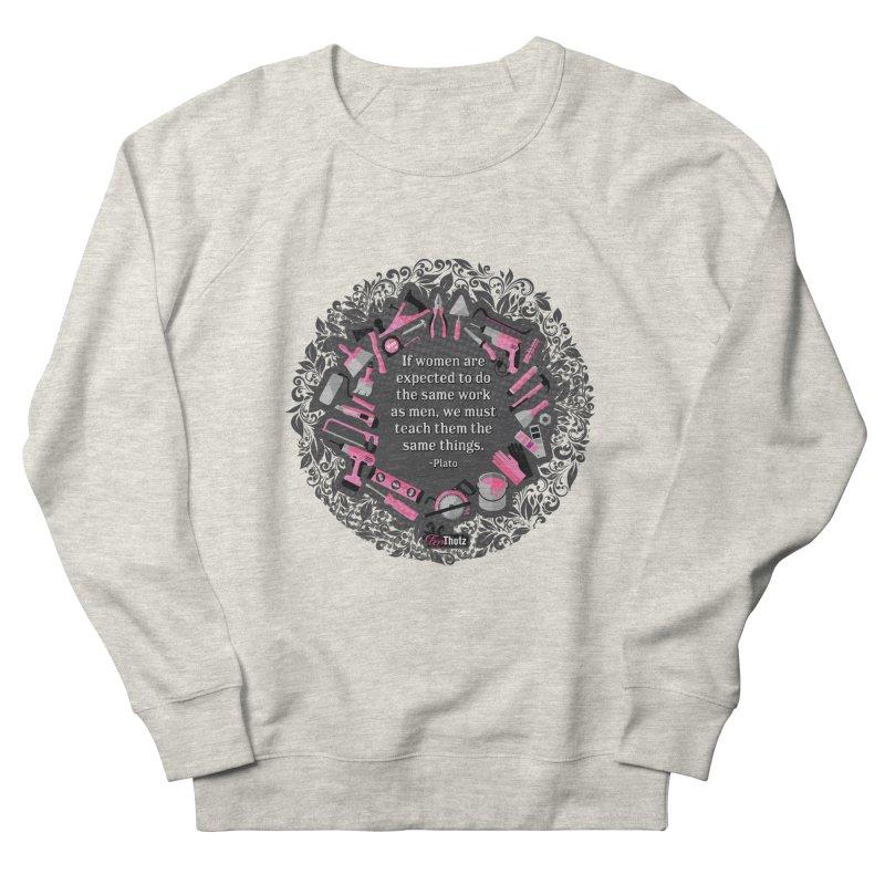 Same tools Women's French Terry Sweatshirt by FemThotz's Artist Shop