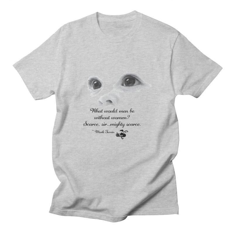 Mighty scarce sir Women's Regular Unisex T-Shirt by FemThotz's Artist Shop