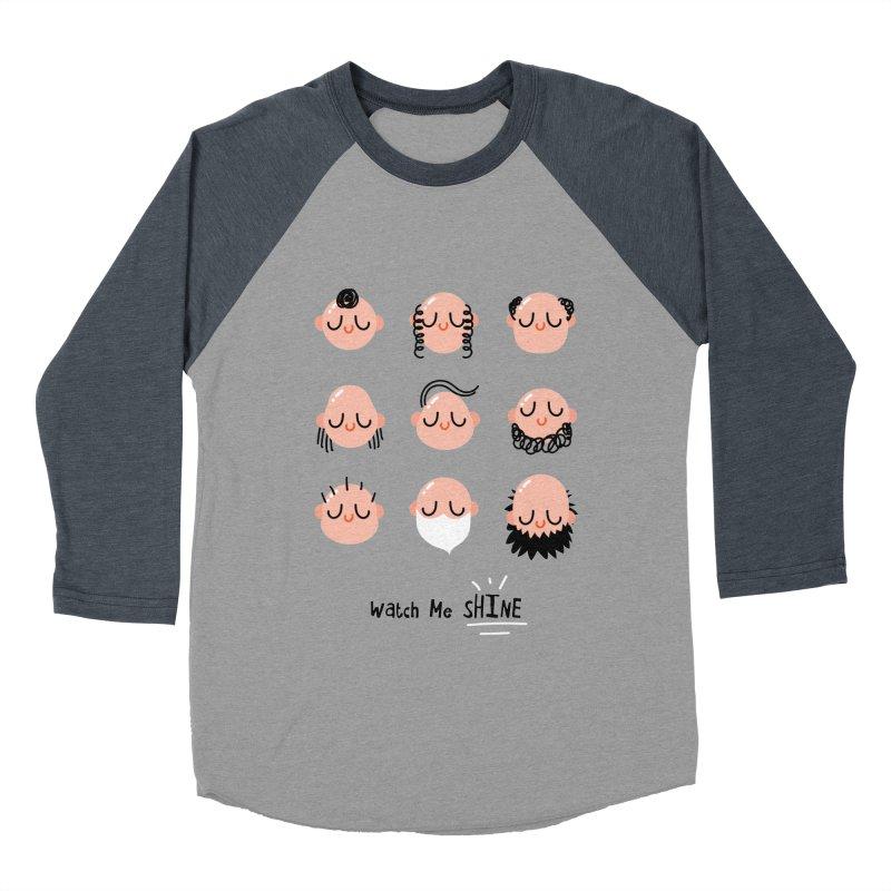 Watch Me SHINE Women's Longsleeve T-Shirt by Fenway Wei Fan