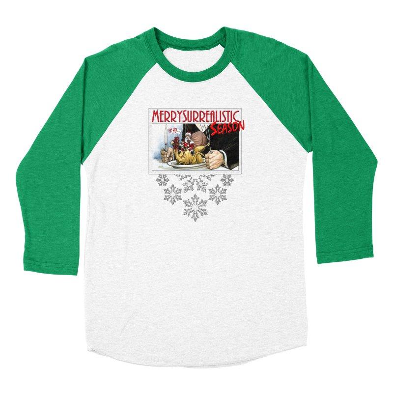 Surrealistic Season Men's Longsleeve T-Shirt by Ferran Xalabarder's Artist Shop