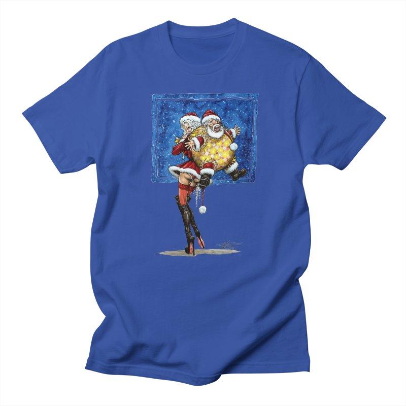 Spicy Xmas. Men's T-Shirt by Ferran Xalabarder's Artist Shop