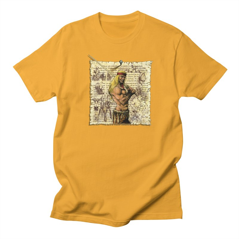 Salvaje Women's Regular Unisex T-Shirt by Ferran Xalabarder's Artist Shop