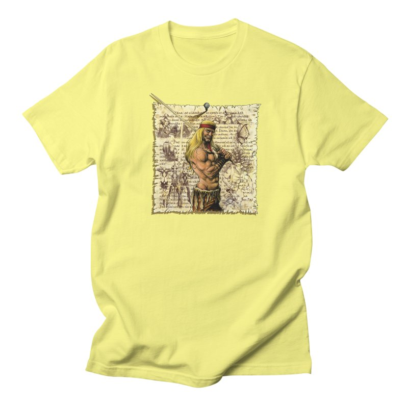 Salvaje Men's T-Shirt by Ferran Xalabarder's Artist Shop
