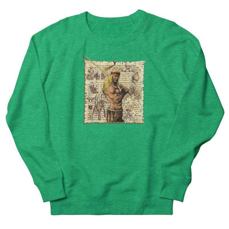 Salvaje Women's Sweatshirt by Ferran Xalabarder's Artist Shop