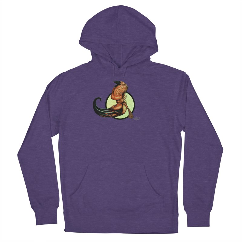 """""""Shock Therapy""""'s Cosmic Worm Women's French Terry Pullover Hoody by Ferran Xalabarder's Artist Shop"""