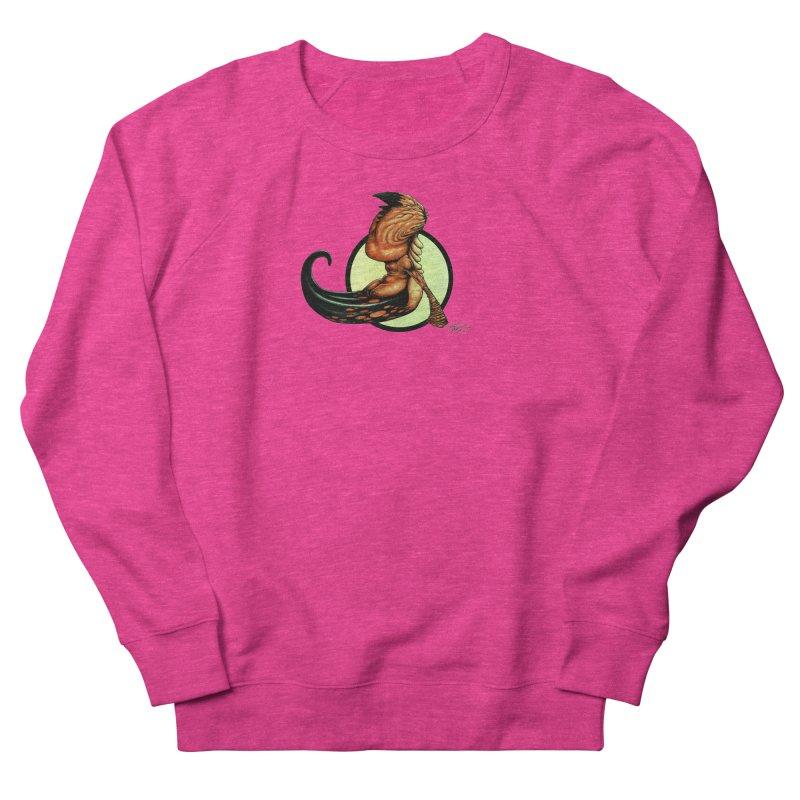 """Shock Therapy""'s Cosmic Worm Women's French Terry Sweatshirt by Ferran Xalabarder's Artist Shop"