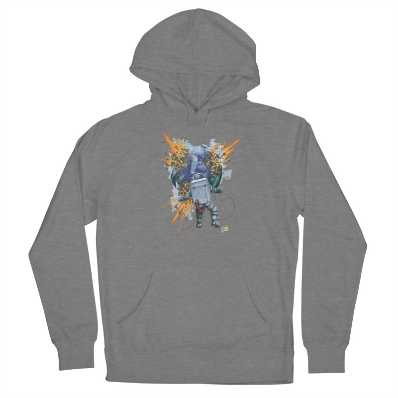 A Space Trifle Women's Pullover Hoody by Ferran Xalabarder's Artist Shop