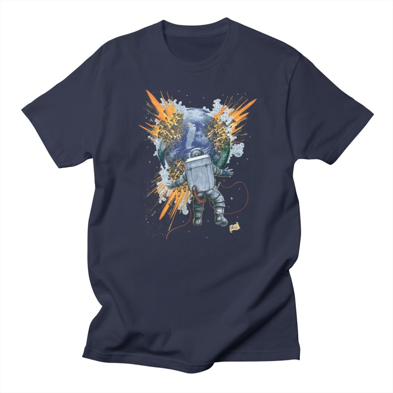 A Space Trifle Women's Regular Unisex T-Shirt by Ferran Xalabarder's Artist Shop