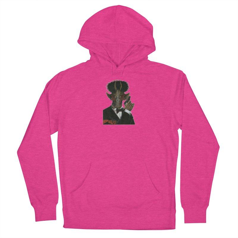 Born in Hell Women's Pullover Hoody by Ferran Xalabarder's Artist Shop