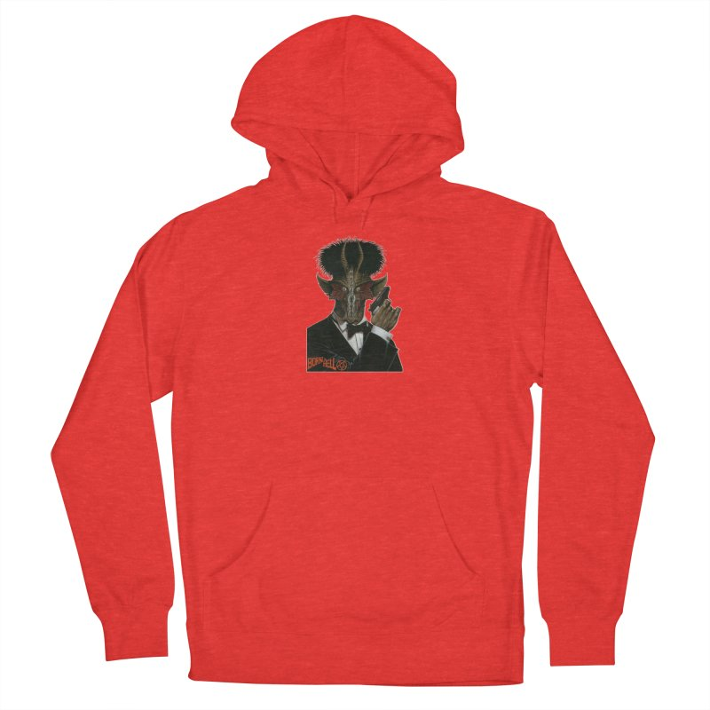Born in Hell Men's Pullover Hoody by Ferran Xalabarder's Artist Shop