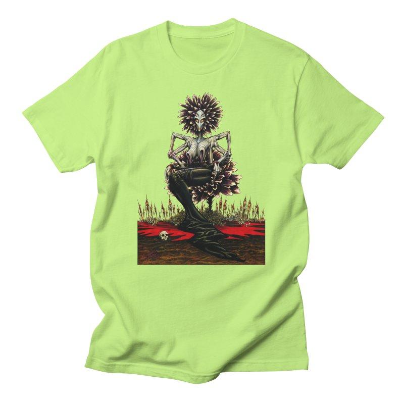 The Pain Sucker Goddess (silhouette) Women's T-Shirt by Ferran Xalabarder's Artist Shop