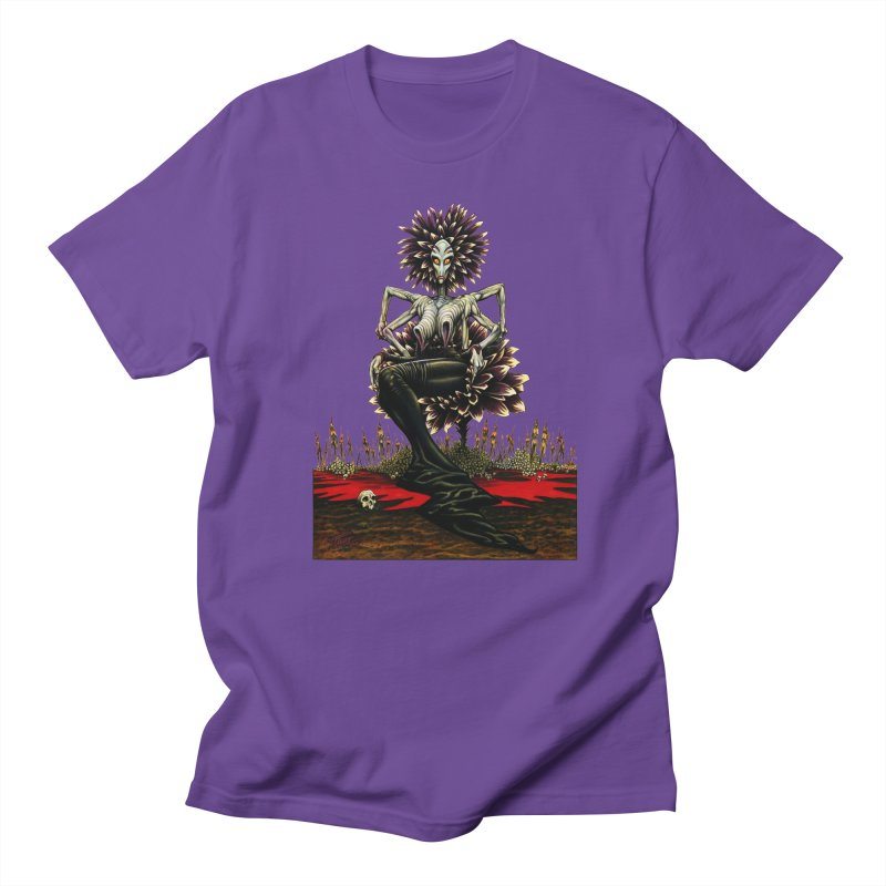 The Pain Sucker Goddess (silhouette) Women's T-Shirt by Ferran Xalabarder's Artist Shop