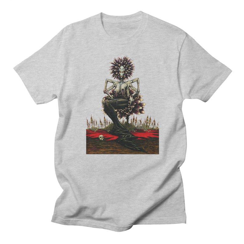 The Pain Sucker Goddess (silhouette) Women's Regular Unisex T-Shirt by Ferran Xalabarder's Artist Shop