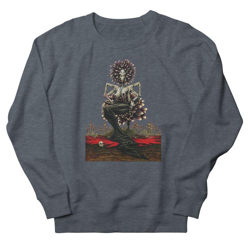 The Pain Sucker Goddess (silhouette) Women's Sweatshirt by Ferran Xalabarder's Artist Shop