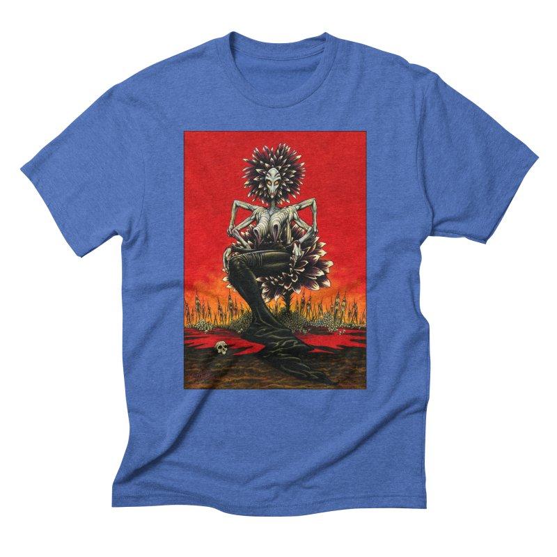 The Pain Sucker Goddess Men's T-Shirt by Ferran Xalabarder's Artist Shop