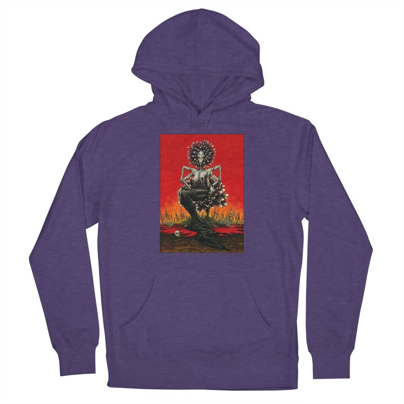 The Pain Sucker Goddess Women's Pullover Hoody by Ferran Xalabarder's Artist Shop
